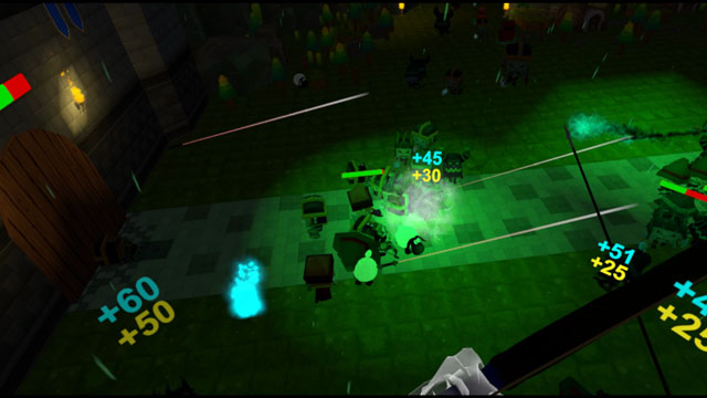 Keep Defending - VR Tower Defense and FPS Archery available